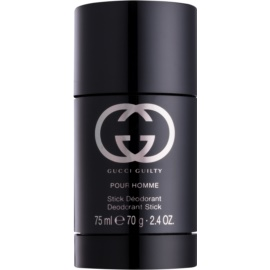 Gucci Guilty Pour Homme Deodorant Stick for Men 75 ml