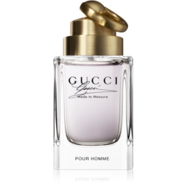 Gucci Made to Measure toaletna voda za moške 50 ml