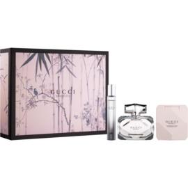Gucci Bamboo Geschenkset V. Eau de Parfum 75 ml + Körperlotion 100 ml + Eau de Parfum 7,4 ml