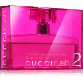 Gucci Rush 2 toaletná voda pre ženy 50 ml