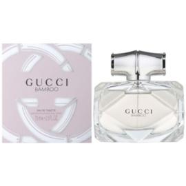 Gucci Bamboo toaletní voda pro ženy 75 ml