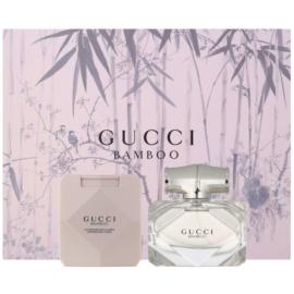 Gucci Bamboo Geschenkset VII.  Eau de Toilette 50 ml + Körperlotion 100 ml