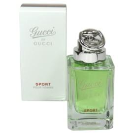 Gucci Gucci by Gucci Sport Pour Homme Eau de Toilette voor Mannen 90 ml