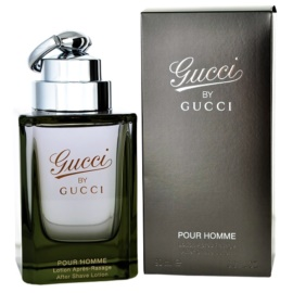 Gucci Gucci by Gucci Pour Homme voda po holení pre mužov 90 ml