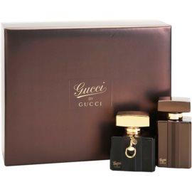Gucci By Gucci set cadou I.  Eau de Parfum 50 ml + Lotiune de corp 100 ml
