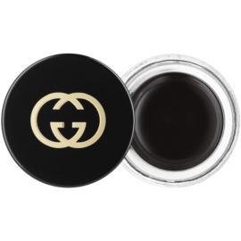 Gucci Eyes gelové oční linky odstín 010 Iconic Black  4 g