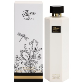 Gucci Flora by Gucci leite corporal para mulheres 200 ml