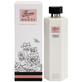 Gucci Flora by Gucci – Gorgeous Gardenia II leche corporal para mujer 200 ml