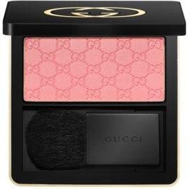 Gucci Face blush em pó tom 020 Coral Flower  4,25 g