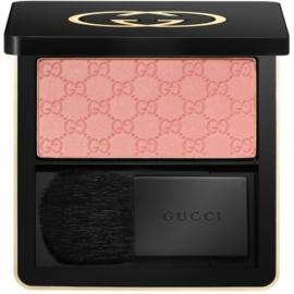 Gucci Face blush em pó tom 030 Soft Peach  4,25 g