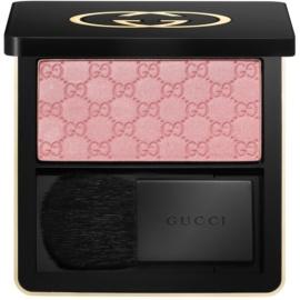 Gucci Face blush em pó tom 060 Pink Camelia  4,25 g