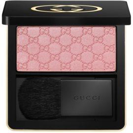 Gucci Face pudrová tvářenka odstín 060 Pink Camelia  4,25 g
