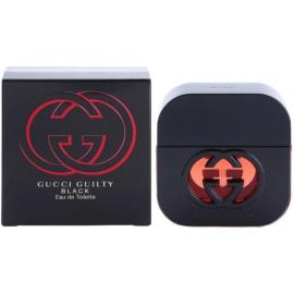 Gucci Guilty Black toaletná voda pre ženy 30 ml