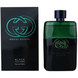 Gucci Guilty Black Pour Homme Eau de Toilette für Herren 90 ml