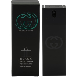 Gucci Guilty Black Pour Homme Eau de Toilette für Herren 30 ml