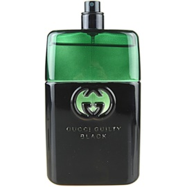 Gucci Guilty Black Pour Homme toaletní voda tester pro muže 90 ml