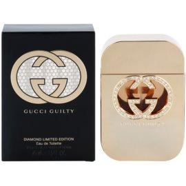 Gucci Guilty Diamond Eau de Toilette pentru femei 75 ml