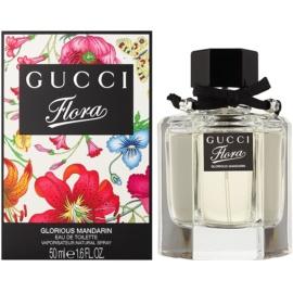 Gucci Flora by Gucci - Glorious Mandarin toaletná voda pre ženy 50 ml