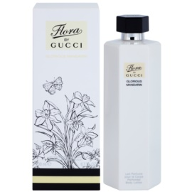 Gucci Flora by Gucci – Glorious Mandarin tělové mléko pro ženy 200 ml