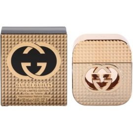 Gucci Guilty Stud Limited Edition toaletná voda pre ženy 50 ml