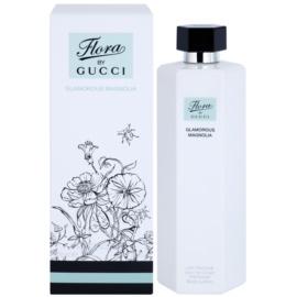 Gucci Flora by Gucci - Glamourous Magnolia Körperlotion für Damen 200 ml