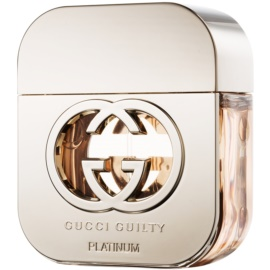 Gucci Guilty Platinum toaletna voda za ženske 50 ml