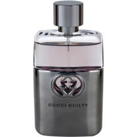 Gucci Guilty Pour Homme Eau de Toilette for Men 50 ml