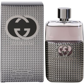 Gucci Guilty Stud Limited Edition Pour Homme toaletna voda za moške 90 ml