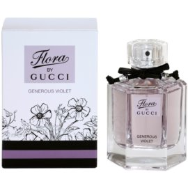 Gucci Flora by Gucci Generous Violet eau de toilette para mujer 50 ml
