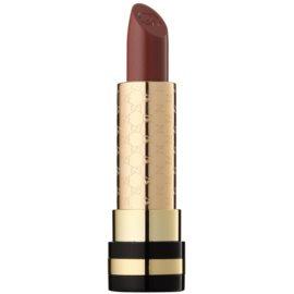 Gucci Lip Luxurious Pigment-Rich Lipstick šminka odtenek 210 Metallic Sand  3,5 g