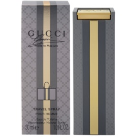 Gucci Made to Measure toaletna voda za moške 30 ml