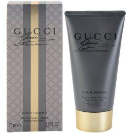 Gucci Made to Measure balzám po holení pro muže 75 ml