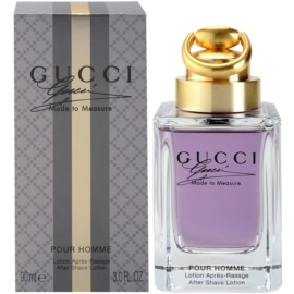 Gucci Made to Measure losjon za po britju za moške 90 ml