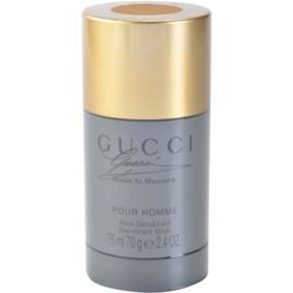 Gucci Made to Measure desodorante en barra para hombre 75 ml