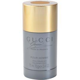 Gucci Made to Measure stift dezodor férfiaknak 75 ml