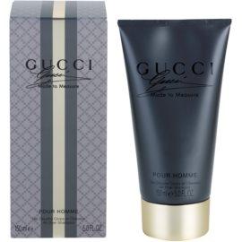Gucci Made to Measure sprchový gel pro muže 150 ml