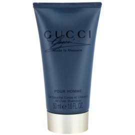 Gucci Made to Measure gel za prhanje za moške 50 ml brez škatlice