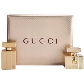 Gucci Première ajándékszett I. Eau de Parfum 50 ml + testápoló tej 100 ml