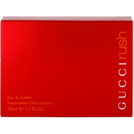 Gucci Rush Eau de Toilette für Damen 50 ml