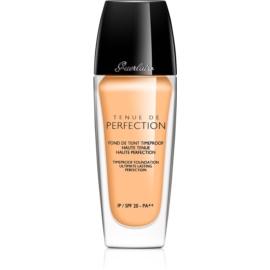 Guerlain Tenue de Perfection podkład o przedłużonej trwałości SPF 20 odcień 25 Doré Foncé 30 ml