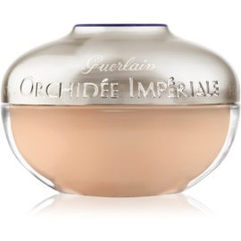 Guerlain Orchidée Impériale pečující make-up SPF 25 odstín 02 Beige Clair 30 ml