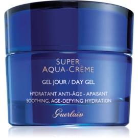 Guerlain Super Aqua Feuchtigkeitsgel zur Beruhigung der Haut  50 ml
