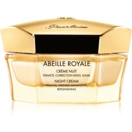 Guerlain Abeille Royale noční zpevňující a protivráskový krém  50 ml