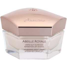 Guerlain Abeille Royale Nachtcreme Creme zur Wiederherstellung der Festigkeit der Haut  50 ml