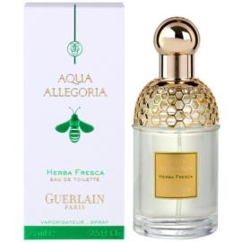 Guerlain Aqua Allegoria Herba Fresca woda toaletowa unisex 75 ml