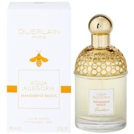 Guerlain Aqua Allegoria Mandarine Basilic toaletní voda pro ženy 100 ml