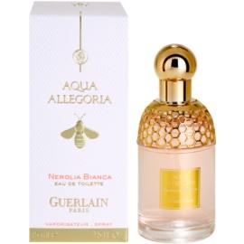 Guerlain Aqua Allegoria Nerolia Bianca woda toaletowa dla kobiet 75 ml