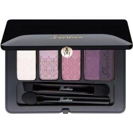 Guerlain Palette 5 Couleurs paleta očních stínů 5 barev 01 Rose Barbare 6 g