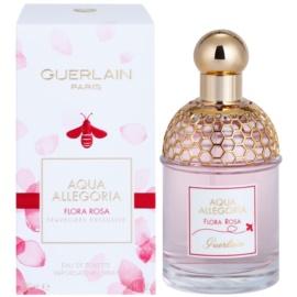 Guerlain Aqua Allegoria Flora Rosa Eau de Toilette para mulheres 100 ml