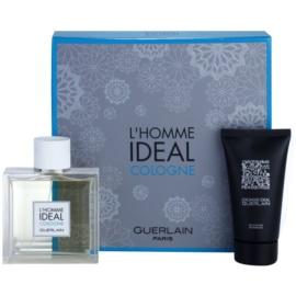 Guerlain L'Homme Ideal Cologne darilni set III. toaletna voda 100 ml + gel za prhanje 75 ml